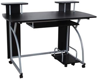 Songmics Computer Desk Black 120x59x90cm