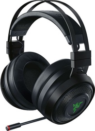 Razer Nari Ultimate Wireless Over-Ear Gaming Headset Black (pažeista pakuotė)