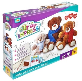 Addo My Own Cuddle Family Of Teddy Bears 318-17104
