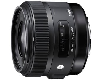 Sigma 30/1.4 DC HSM For Nikon
