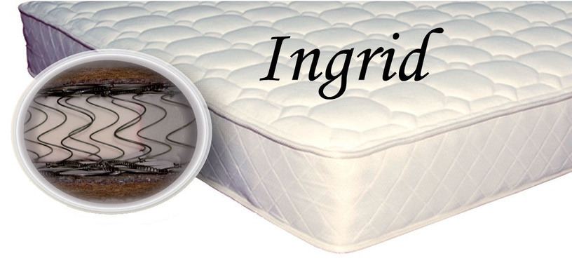 SPS+ Ingrid Orto 180x200x17