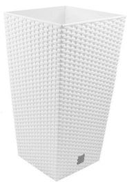 Prosperplast Pot Rato 40x40x75 White