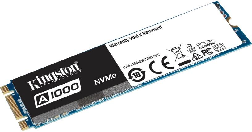 Kingston A1000 960GB M.2 NVMe PCIE SA1000M8/960G