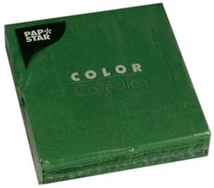 Pap Star Napkins 25x25cm 20PCS Green