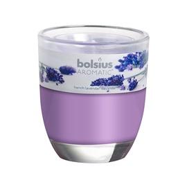 Aromatinė žvakė Bolsius, 7 x 8 cm, 23 val.