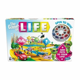 Galda spēle Hasbro The Game Of Life, LV, EST