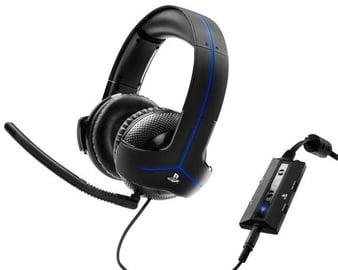 Ausinės Thrustmaster Y300P Official Black/Bluie