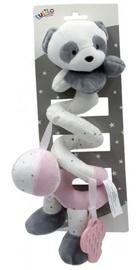 Grabulis Tulilo New Baby Bear, balta/rozā