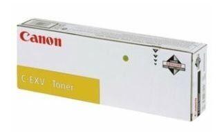 Тонер Canon, желтый