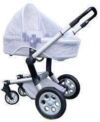 Edco Stroller Mosquito Net