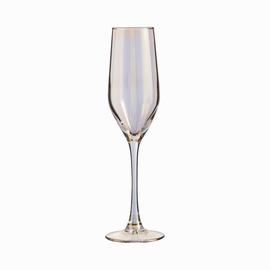Šampanja klaas Luminarc Shiny Gold P4375, 0.16 l, 4 tk