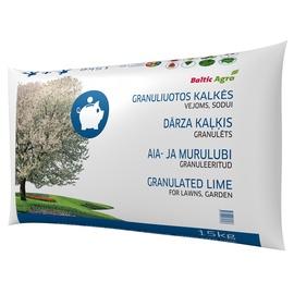 Granuliuotos kalkės Baltic Agro, 15 kg