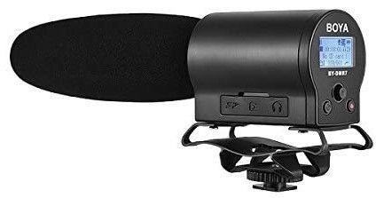 Boya BY-DMR7 Mini Condenser Microphone