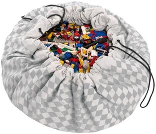 Play&Go Storage Bag Diamond Grey