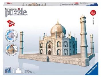 3D dėlionė Ravensburger Taj Mahal 12564, 216 dalių