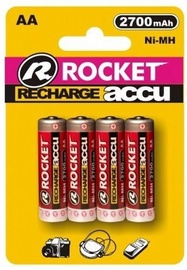Rocket Recharge Accu HR6-4/BL AA 4pcs