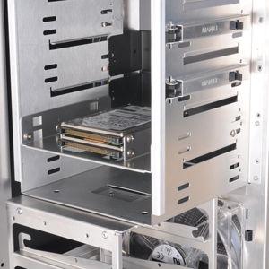 "Lian Li HD-520A 2.5"" HDD/SSD Mounting Kit Silver"