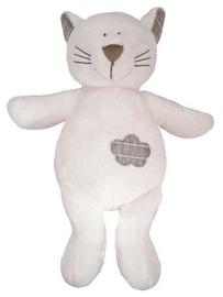 Beppe Plush Cat Luciano White 25cm 13329