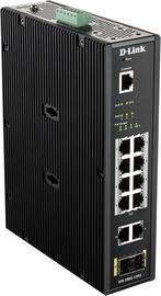 Сетевой концентратор D-Link DIS‑200G‑12PS