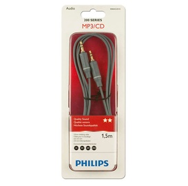 Kaabel 3.5mm-3.5mm 1.5m Philips SWA4522S