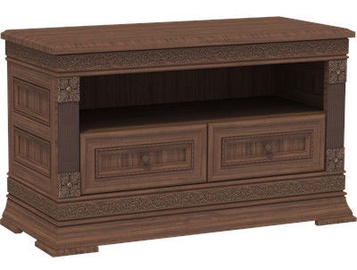 ZOV Patricija T1-100 TV Stand Dark Nut
