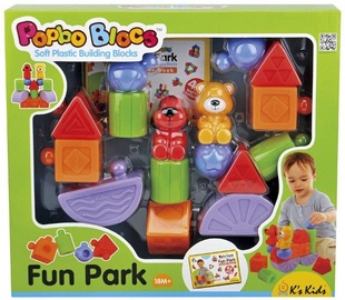 K's Kids Popbo Soft Plastic Building Blocks KA10623