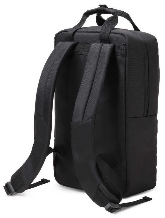 """Dicota EDGE Notebook Backpack 13-15.6"""" Black"""