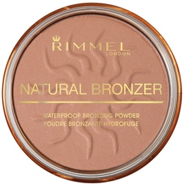Bronzējošs pulveris Rimmel London Natural SPF15 26, 14 g