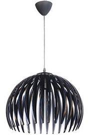 Esto Acrylic Ceiling Lamp 60W E27 Black