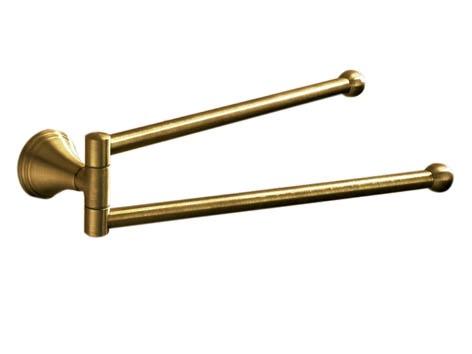 Pakaramais vannas istabai Gedy Romance 7523 44 35,7x8,5x7,4cm, bronza