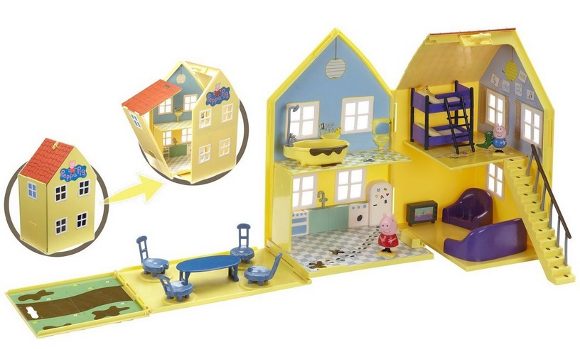 Tm Toys Deluxe Peppa Pig's Playhouse PEP-04840