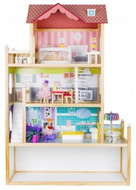 TOOTTI Wooden Doll House 55400