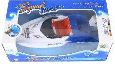 Zinber Super Boat DF1264A