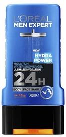 Dušo želė L´Oreal Paris Men Expert Hydra Power, 300 ml