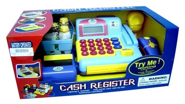 Žaislinis kasos aparatas