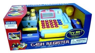 Žaislinis kasos aparatas 602990018