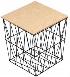 GoodHome Coffee Table 88495 Brown