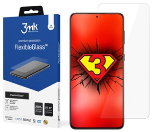 Защитная пленка на экран 3MK Samsung Galaxy S21 Plus Glass