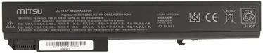 Mitsu Battery For HP EliteBook 8530p/8730w/8540w 4400mAh
