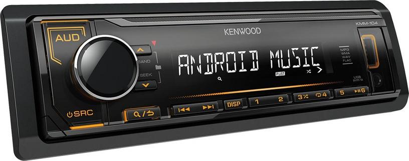 Kenwood KMM-104AY