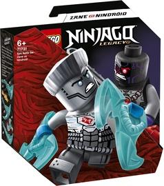Konstruktorius lego Ninjago Epic Battle Zane vs. Nindroid 71731