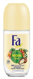Fa Amazonia Spirit Roll On Deodorant 50ml