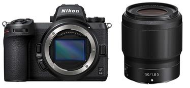 Sistēmas fotoaparāts Nikon Z 6II
