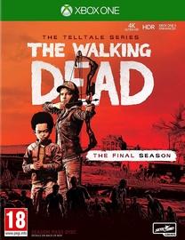 Walking Dead The Final Season The Telltale Series Xbox One