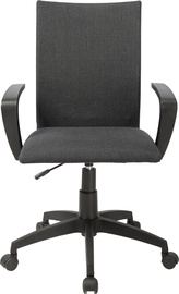 Home4you Office Chair Claudia Black 27932