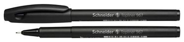 Rašiklis Schneider Topliner 967, juodas