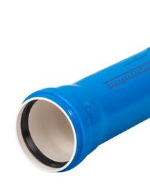 Vidaus kanalizacijos vamzdis Ultra dB, Ø 110 mm, 1 m