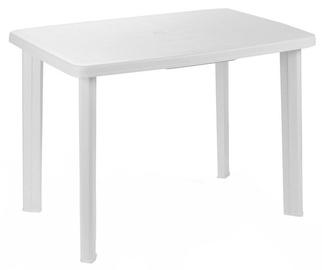 Садовый стол Diana Faretto White, 101 x 68 x 72 см
