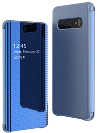 Hurtel Flip View Cover For Samsung Galaxy S10e Blue