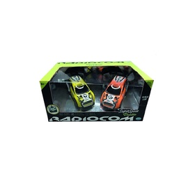 Žaislinis rc automobilių rinkinys 40661, 15cm